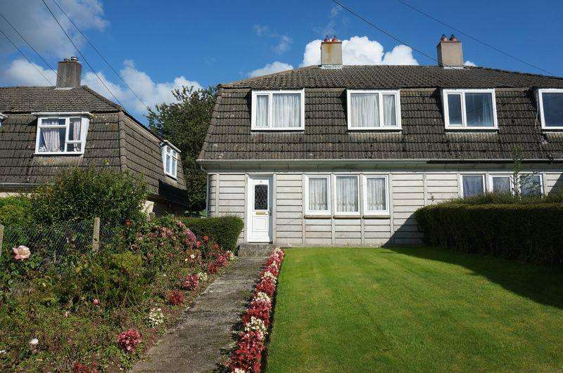 3 Bedrooms Semi Detached House for sale in Southcoombe Road, Callington