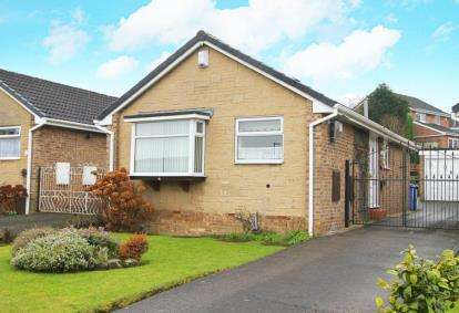 2 Bedrooms Bungalow for sale in Brier Close, Waterthorpe, Sheffield, South Yorkshire
