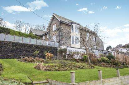 4 Bedrooms Semi Detached House for sale in Boscastle, Cornwall, Uk