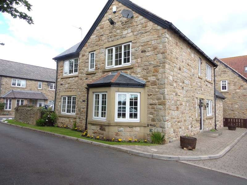 4 Bedrooms Property for sale in Woodhorn Mews, Woodhorn Village, Ashington, Northumberland, NE63 9DQ