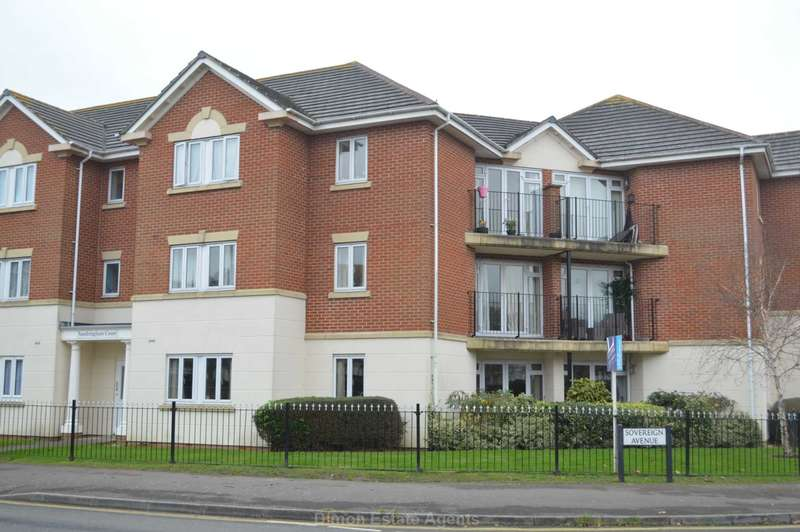 2 Bedrooms Flat for sale in Sandringham Court, Priddy`s Hard