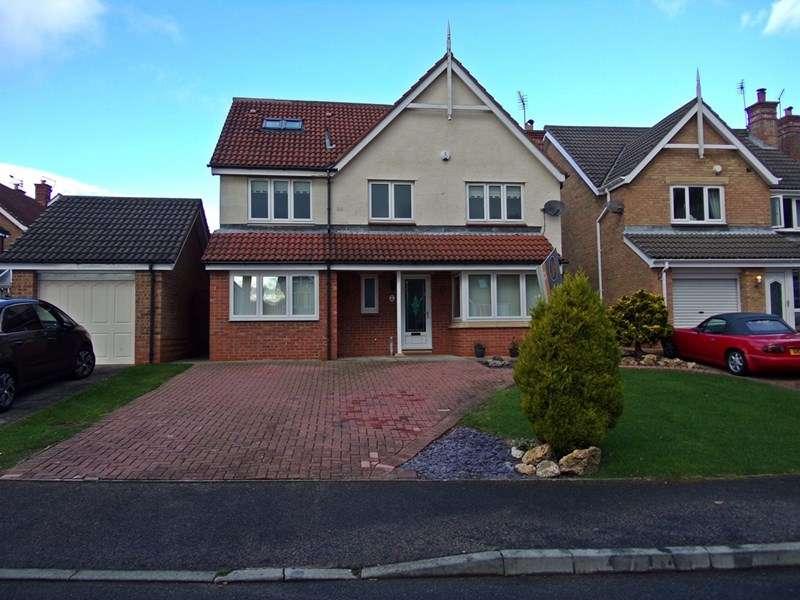 5 Bedrooms Property for sale in O'Neill Drive, Peterlee, Peterlee, Durham, SR8 5UD