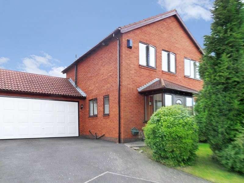 4 Bedrooms Property for sale in Hartford Court, Bedlington, Bedlington, Northumberland, NE22 6LP