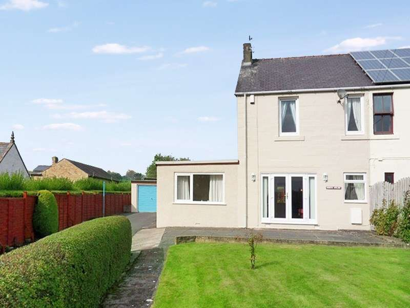 3 Bedrooms Property for sale in Park Road, Haltwhistle, Northumberland, NE49 9BP