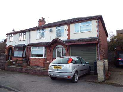 4 Bedrooms Semi Detached House for sale in Sandford Road, Mapperley, Nottingham
