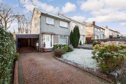 3 Bedrooms Semi Detached House for sale in Glendaruel Avenue, Bearsden