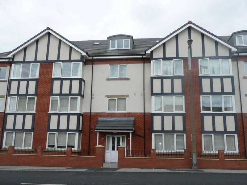 3 Bedrooms Apartment Flat for sale in The Park, Hawes Side Lane, Blackpool, FY4 4FN