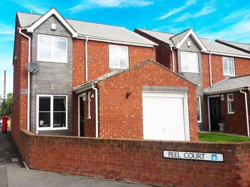 3 Bedrooms Property for sale in Peel Court, Seaton Burn, Newcastle upon Tyne, Tyne and Wear, NE13 6EA