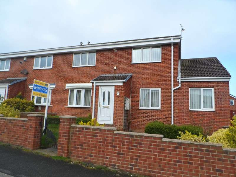 3 Bedrooms Property for sale in Woodstock Way, Hartlepool, Hartlepool, Durham, TS27 3QB