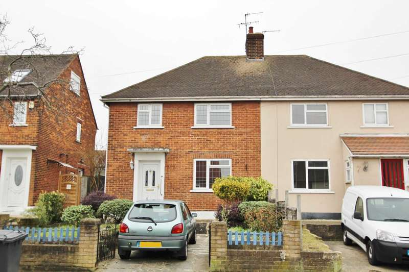 3 Bedrooms Semi Detached House for rent in Rowan Crescent, Dartford