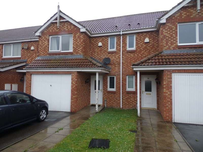 3 Bedrooms Property for sale in The Chequers, Consett, Consett, Durham, DH8 7EQ