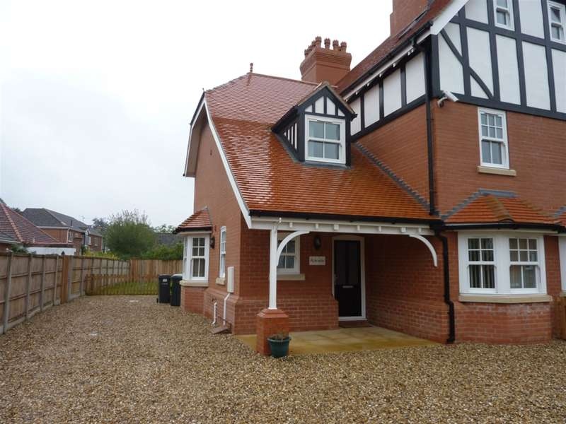 5 Bedrooms Detached House for rent in Albany Road, Woodhall Spa, Lincolnshire, LN10 6TS