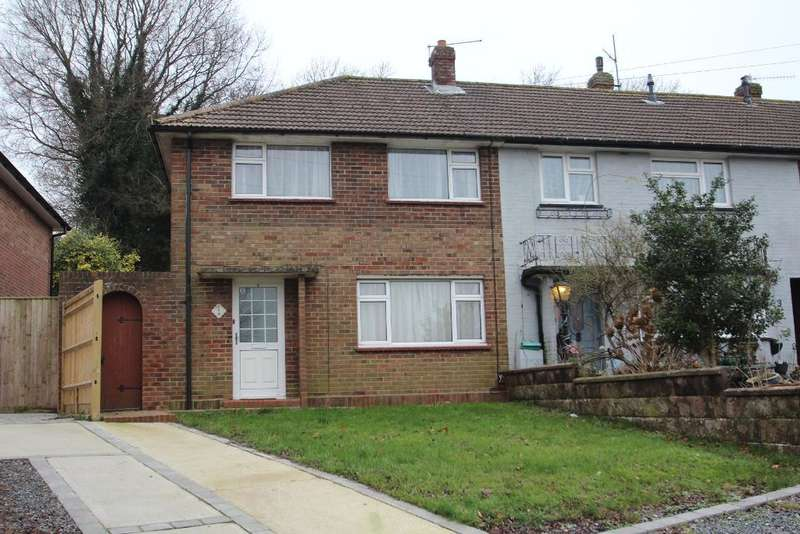 3 Bedrooms Terraced House for sale in Wickhurst Rise, Portslade, East Sussex, BN41 2WA