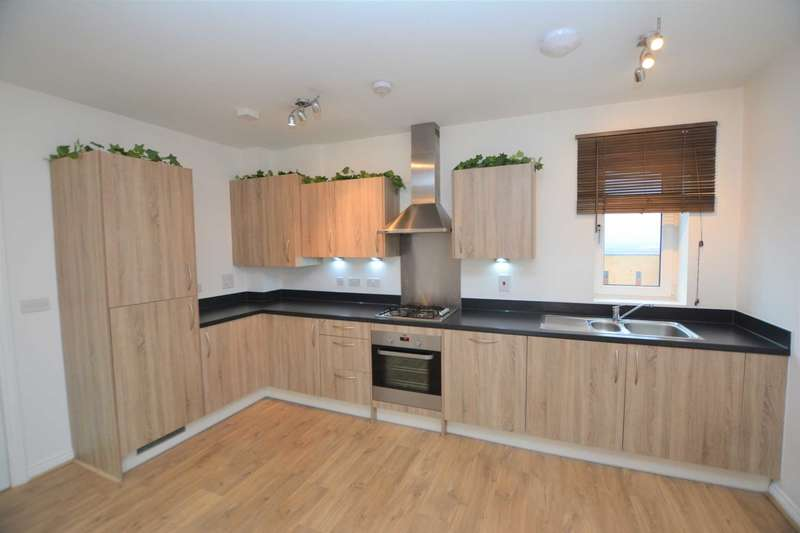 2 Bedrooms Apartment Flat for rent in Campbell Park