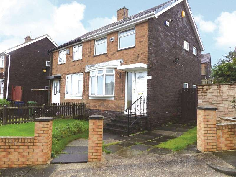 2 Bedrooms Property for sale in Rutherford Square, Red House , Sunderland, Tyne & Wear, SR5 5JH