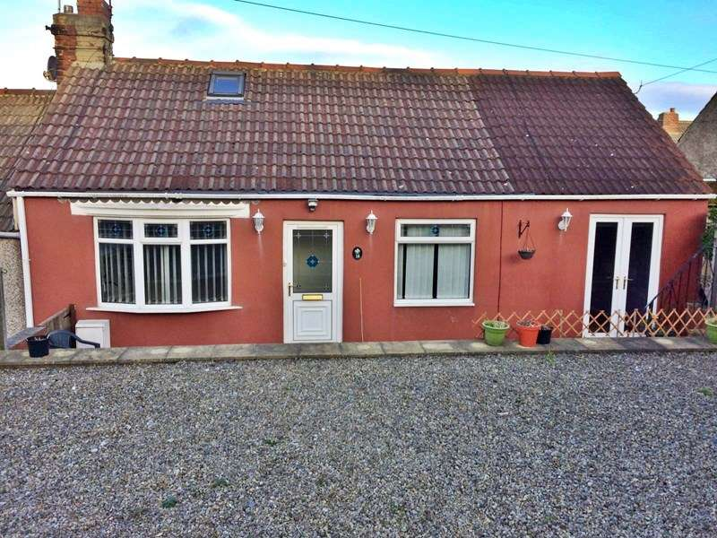 2 Bedrooms Bungalow for sale in Fairport Terrace, Grants Houses, Grants Houses, Durham, SR8 3SY
