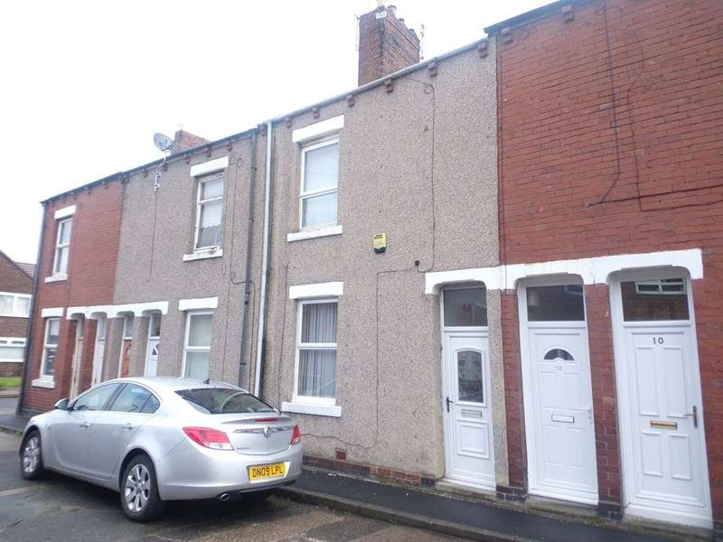 2 Bedrooms Property for sale in Richardson Avenue, simonside, South Shields, Tyne & Wear, NE34 9RR