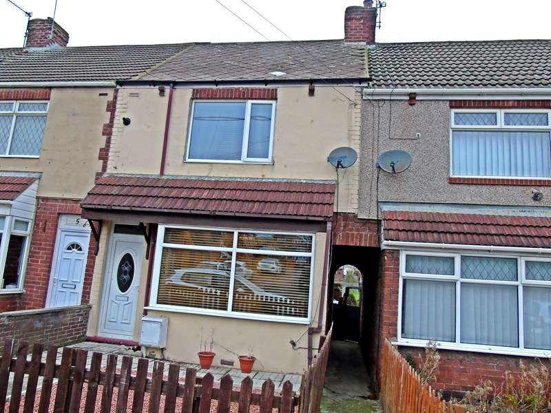 2 Bedrooms Property for sale in Dene Road, Blackhall Colliery, Hartlepool, Durham, TS27 4HJ