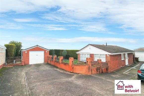 2 Bedrooms Detached Bungalow for sale in Chancery Drive, Hednesford, Cannock