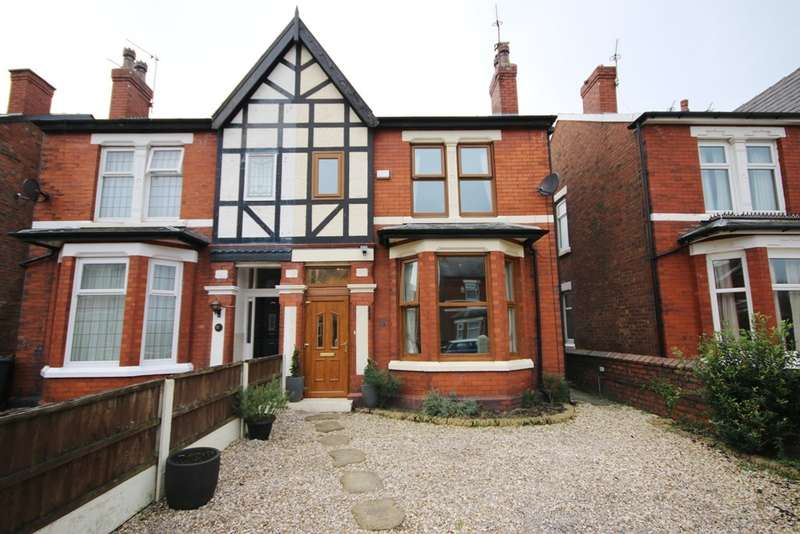 3 Bedrooms Semi Detached House for sale in Clifton Road, Southport