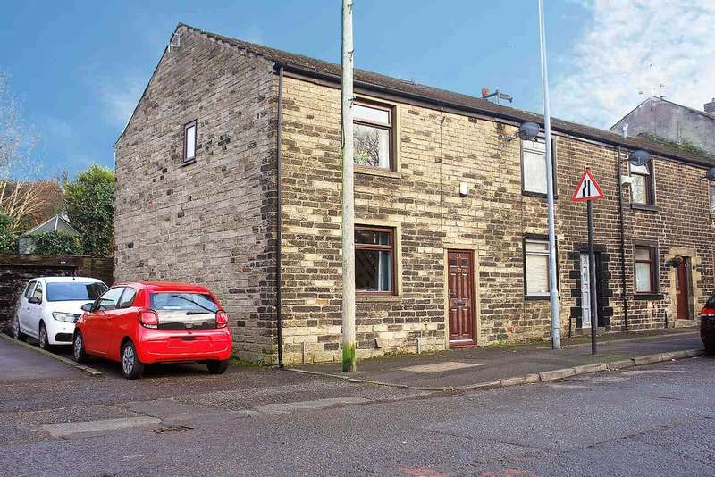 2 Bedrooms End Of Terrace House for sale in Beckett Street, Lees, Oldham