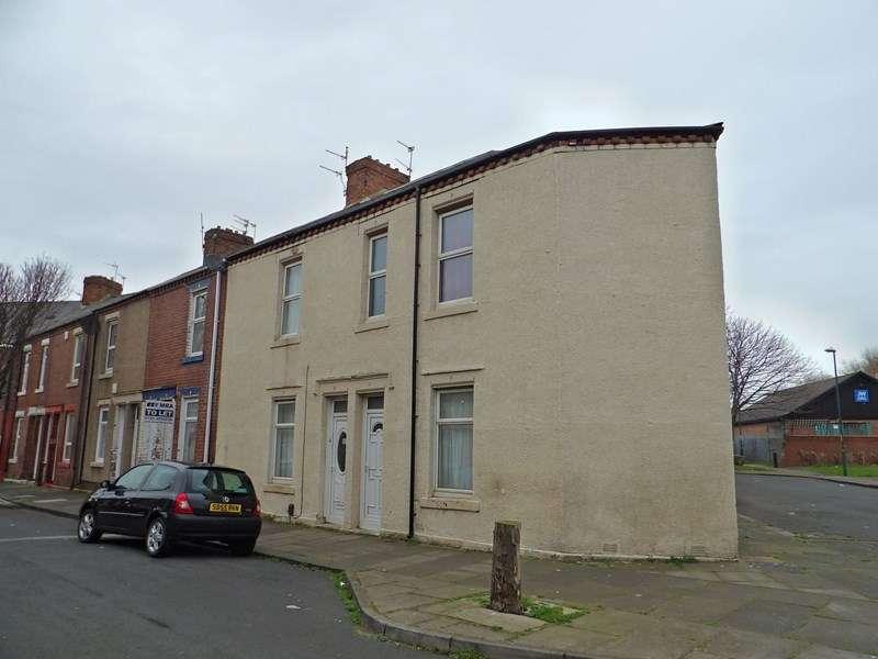 3 Bedrooms Property for sale in Devonshire Street, Tyne Dock, South Shields, Tyne and Wear, NE33 5SU