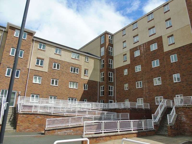 2 Bedrooms Apartment Flat for rent in Commissioners Wharf, North Shields, Tyne and Wear, NE29 6DP