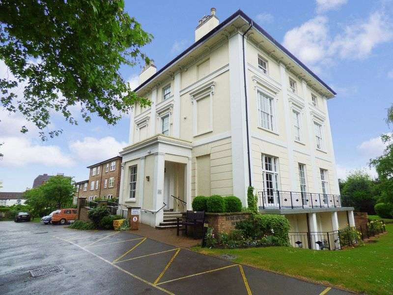 2 Bedrooms Property for sale in Homespring House, Cheltenham, GL52 2QB