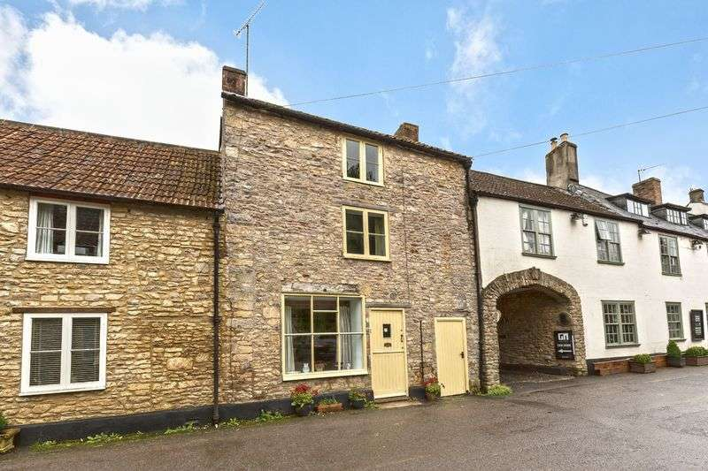 4 Bedrooms Property for sale in Church Street Nunney, Frome
