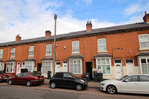 3 Bedrooms Terraced House for sale in Palace Road, Birmingham, West Midlands, B9 5EU