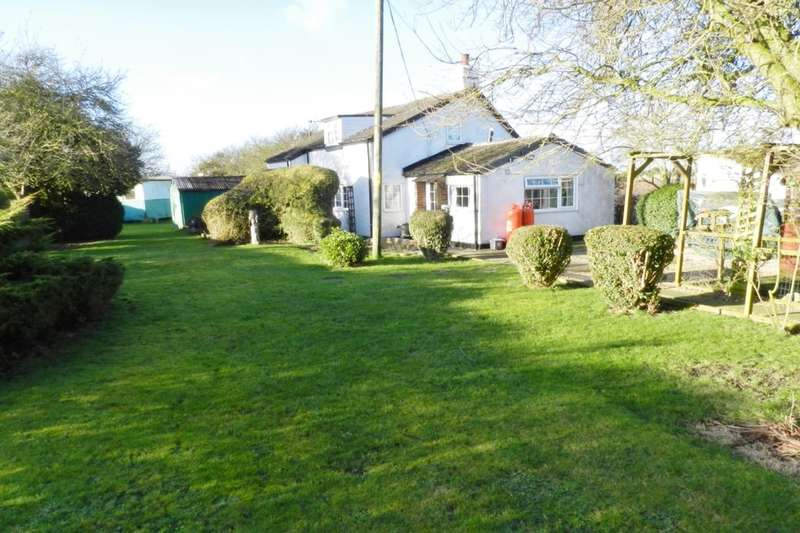 3 Bedrooms Detached House for sale in Hogsthorpe Road, Mumby, Alford, LN13