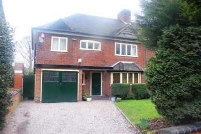 4 Bedrooms House for rent in Park Hill, Moseley. Birmingham, B13 8DT