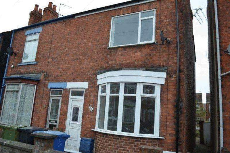 3 Bedrooms Semi Detached House for sale in Grey Street, Gainsborough, DN21 2PS
