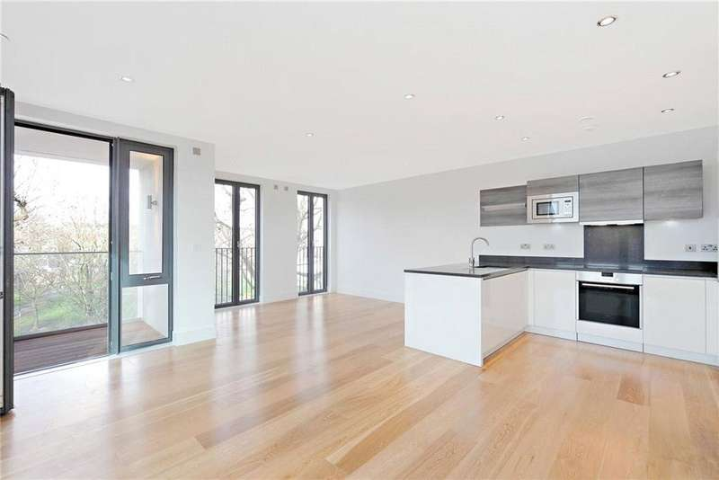 2 Bedrooms Flat for sale in Bonchurch Road, Notting Hill, London, W10