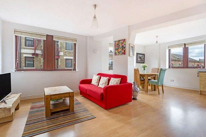 2 Bedrooms Flat for sale in Gun Place, 86 Wapping Lane, London, E1W