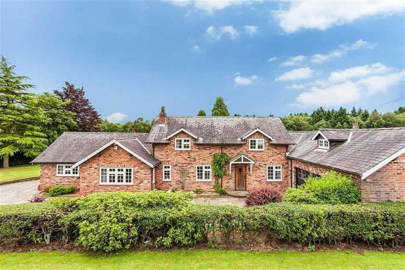 4 Bedrooms Detached House for sale in Salters Lane, Siddington