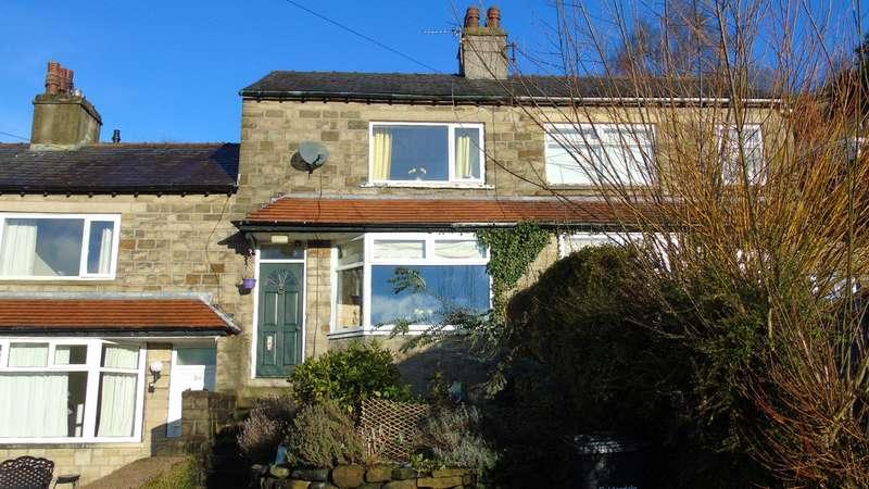 3 Bedrooms Terraced House for sale in Highfield Crescent, Hebden Bridge, HX7