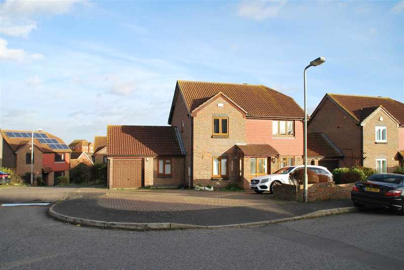 4 Bedrooms Detached House for sale in PEAL CLOSE, HOO ST WERBURGH