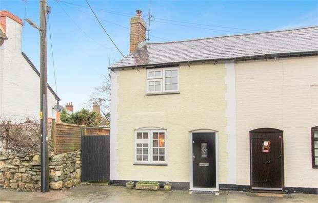 2 Bedrooms Cottage House for sale in The Strand, Quainton, Buckinghamshire. HP22 4AS