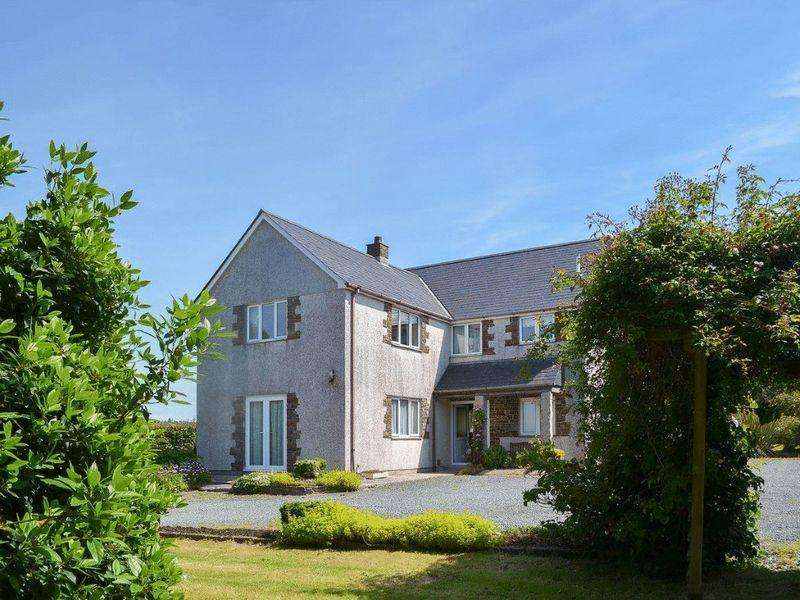 4 Bedrooms Detached House for sale in Marhamchurch, Bude