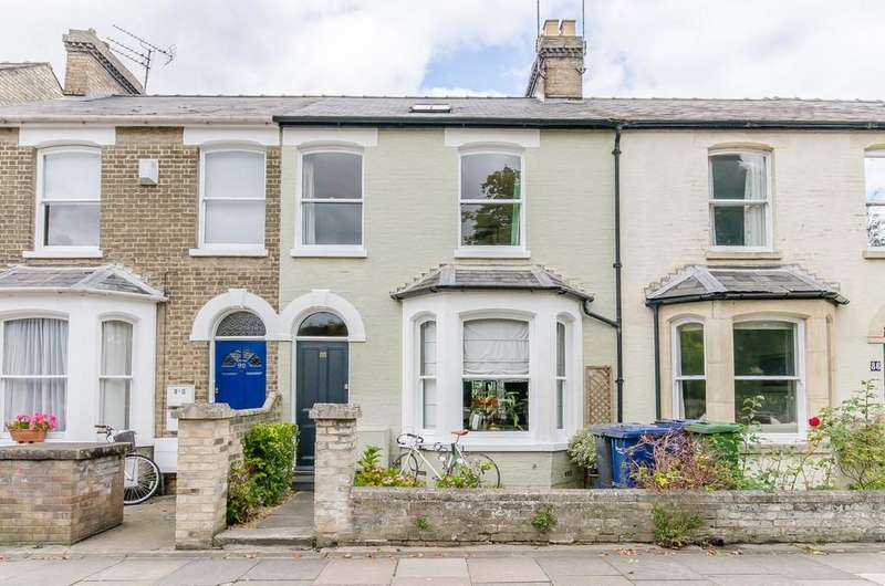 3 Bedrooms Terraced House for sale in Huntingdon Road, Cambridge