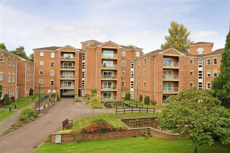 3 Bedrooms Apartment Flat for sale in 4, Sandringham Court, Shrewsbury, SY3