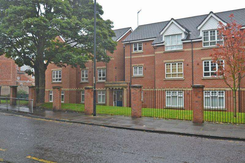 2 Bedrooms Apartment Flat for sale in Haswell Gardens, North Shields