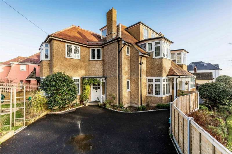 3 Bedrooms Semi Detached House for sale in St Catherines Road, BOURNEMOUTH, Dorset