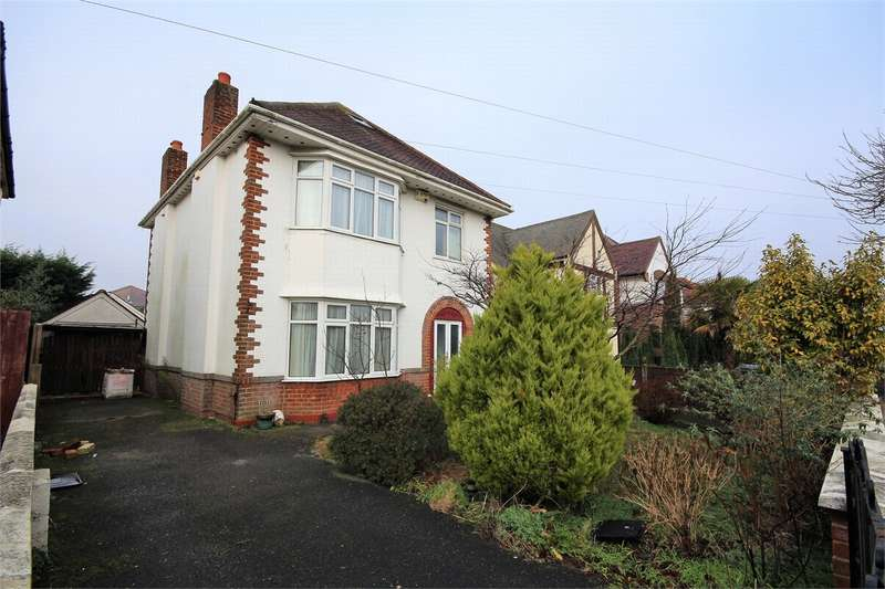 5 Bedrooms Detached House for sale in St Annes Avenue, Southbourne, BOURNEMOUTH, Dorset