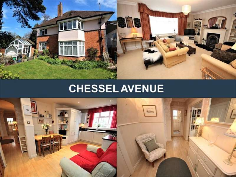 2 Bedrooms Flat for sale in Chessel Avenue, Bournemouth, Dorset
