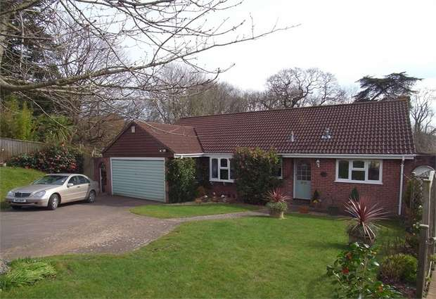 3 Bedrooms Detached Bungalow for sale in Exmouth, Devon