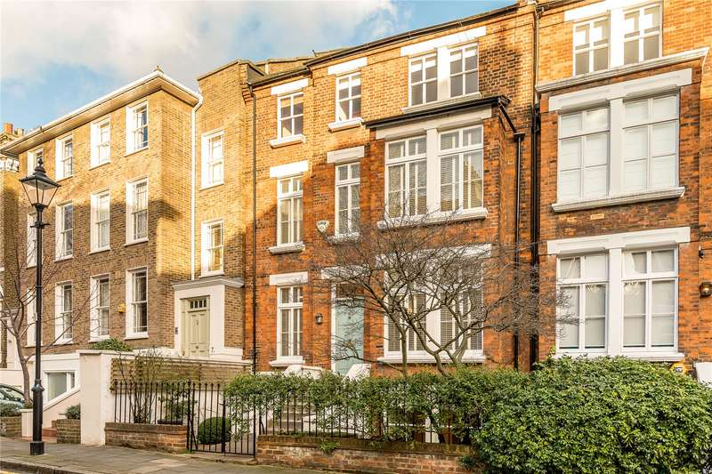 4 Bedrooms Terraced House for sale in Willow Bridge Road, London, N1