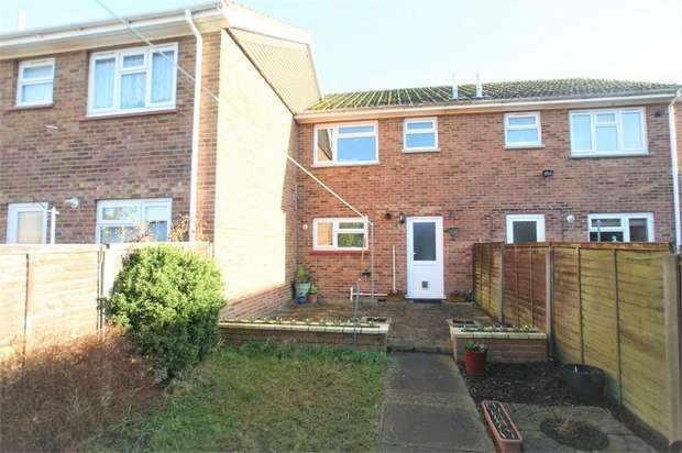 2 Bedrooms Terraced House for sale in Andover Way, Aldershot