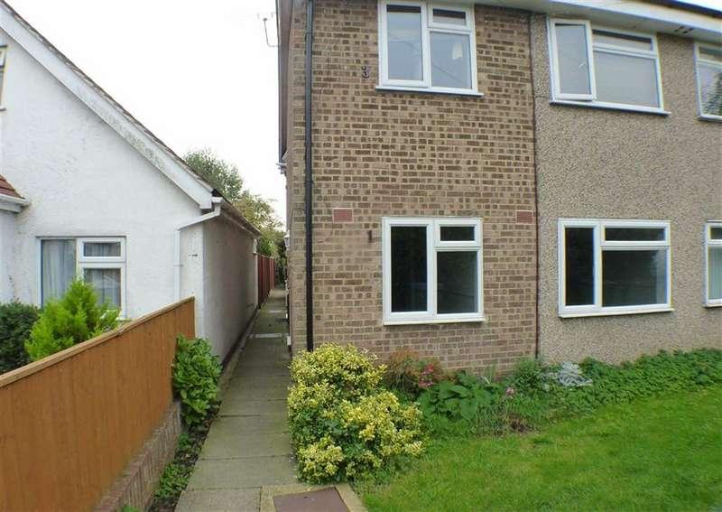 2 Bedrooms Maisonette Flat for sale in Homefield Road, Walton On Thames, Surrey